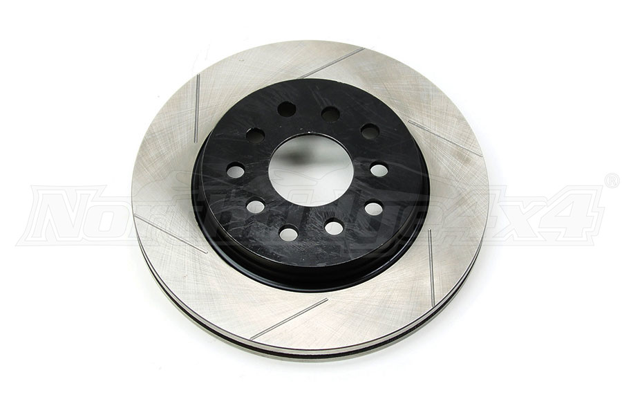 Teraflex JK Front Big Brake Slotted Rotor - Passenger  (Part Number:4303411)