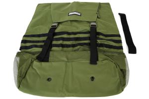 Trasharoo Spare Tire Trash Bag Green