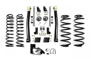 EVO Manufacturing 3.5in Enforcer Lift Kit w/Shock Extensions Stage 2 (Part Number: )