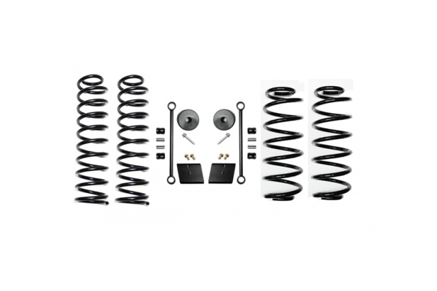 EVO Manufacturing 2.5in Enforcer Lift Kit Stage 1 (Part Number:3011S1)