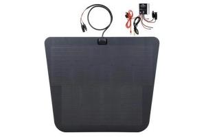 Cascadia 4x4 VSS Hood Solar Panel System - 100 Watt