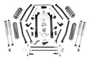 BDS Suspension 6.5in Long Arm Suspension Lift Kit (Part Number: )