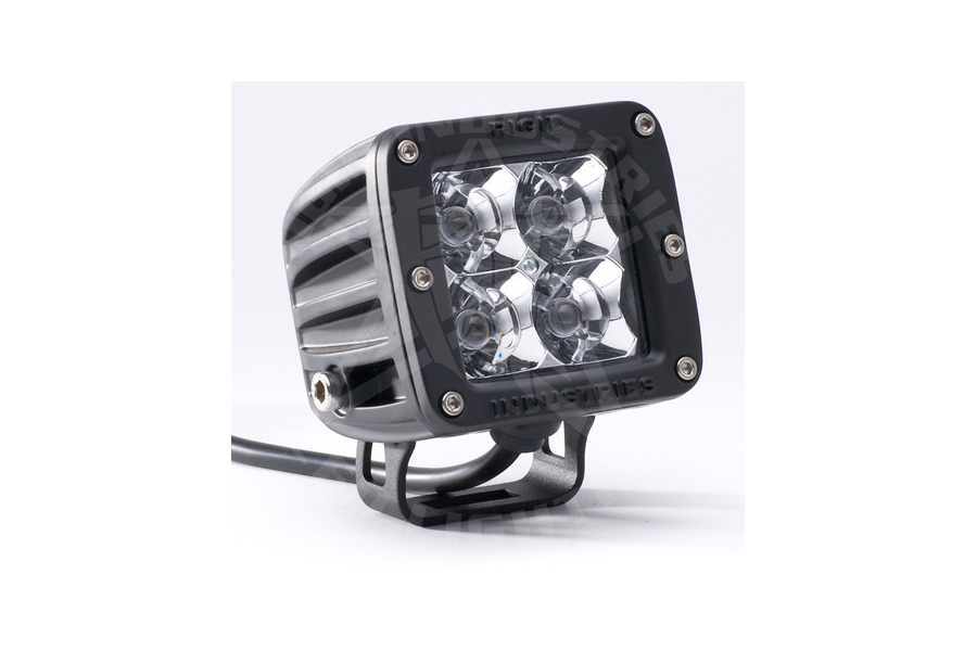 Rigid Industries Dually LED Light Spot Light Green (Part Number:20125)