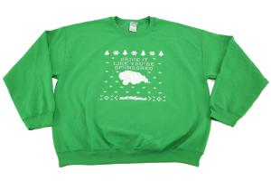 Northridge4x4 Ugly Green Christmas Sweater