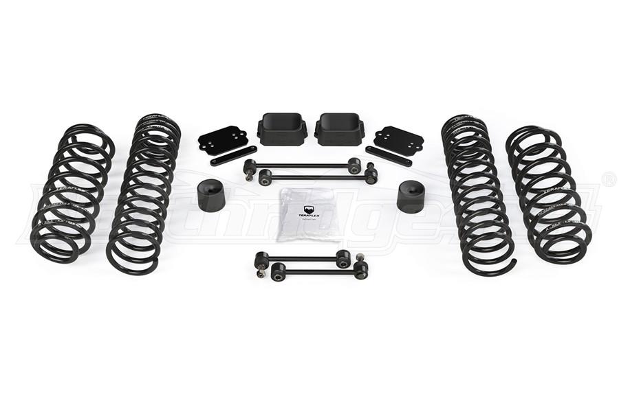 Teraflex 2.5in Coil Spring Base Lift Kit - No Shocks - JL 2Dr