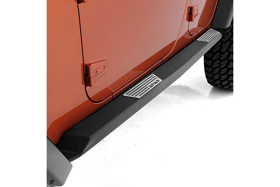 Smittybilt XRC Atlas Rock Sliders with Step (Part Number:76898)