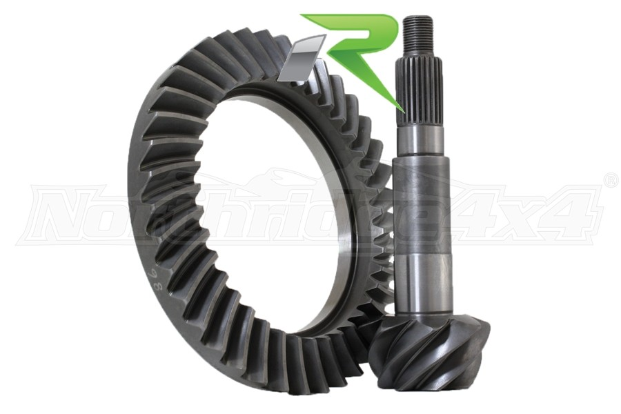 Revolution Gear Dana 44 4.88 Reverse Thick Ring and Pinion, Front - JK Rubicon Only