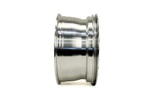 Trail Ready Slim Ring Polished Beadlock Wheel, 17x8.5 8x6.5