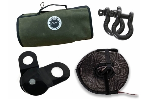 Overland Vehicle Systems Recovery Wrap Kit