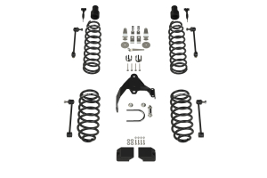 Teraflex 3in Lift Kit W/9550 Shocks - JK 2DR