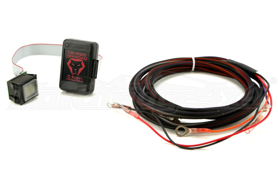 Genesis Offroad G Screen Dual Battery Monitoring System (Part Number:GEN-140-GS)