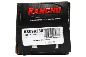 Rancho Performance RS9000XL Series Front Shock  (Part Number: )