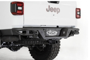 Addictive Desert Designs Pro bolt-on rear bumper with back up sensors - JT