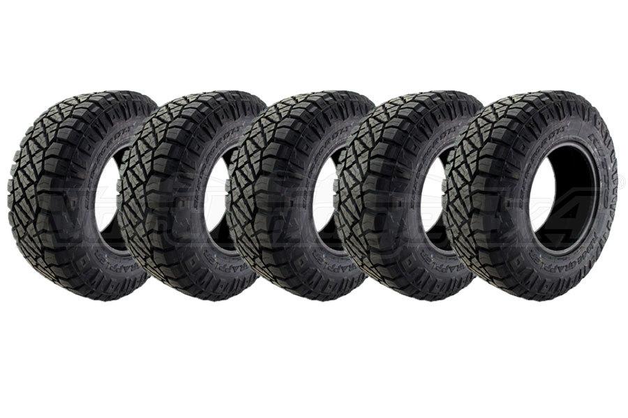 Nitto Ridge Grappler Tire Package (Part Number:RIDGEGRAPPLERPKG)