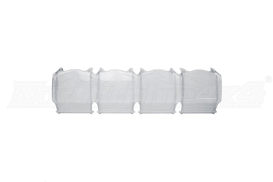 Rigid Industries Adapt 10in Cover, White (Part Number:11006)