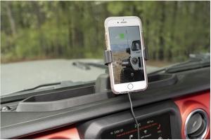 Rugged Ridge Dash Multi-Mount Phone Kit  - JT/JL