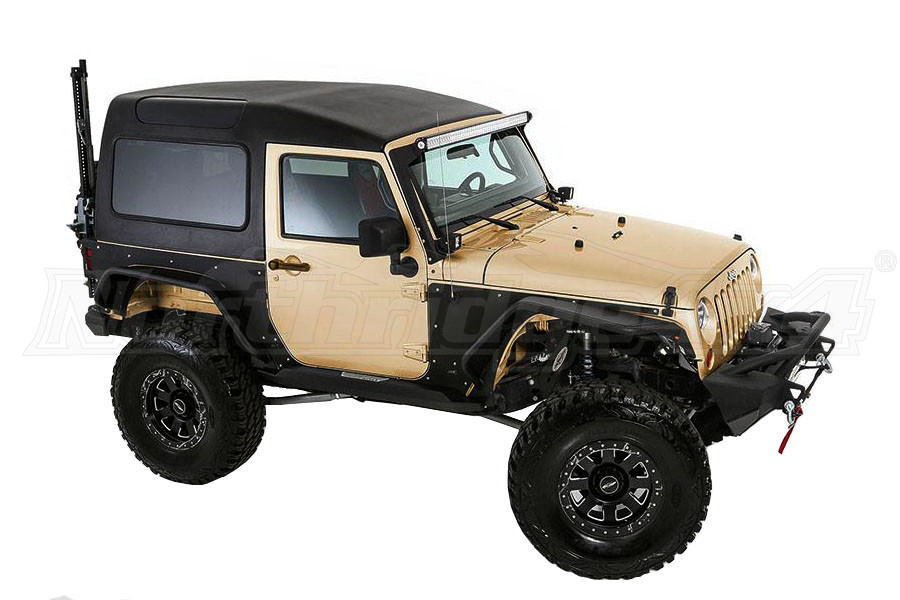 Smittybilt Safari Hard Top - JK 2DR