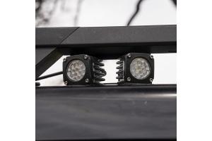 Rigid Industries Overland Roof Rack LED Light Mount Kit - Bronco Sport