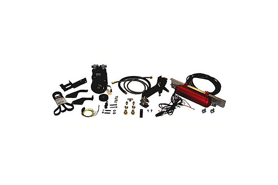 Off.Road.Only On Board Air Complete Kit ( Part Number: AK-JK12)