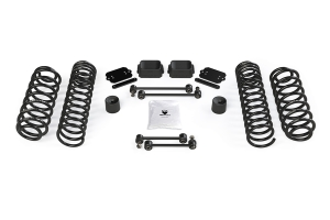Teraflex 2.5in Coil Spring Base Lift Kit - No Shocks - JL 4Dr