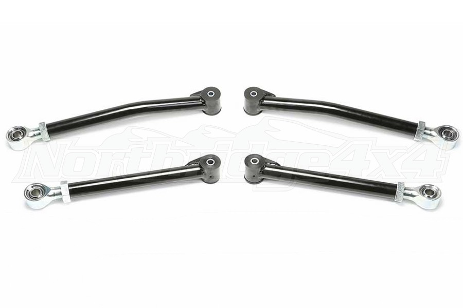 Fabtech Front & Rear Lower Control Arms - JL