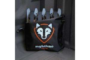 Rightline Gear Ratchet Straps w/ Weatherproof Organizer