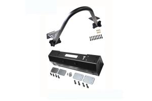 EVO Manufacturing Quarter Pounder Front Bumper w/Revolution Stinger Package - JK