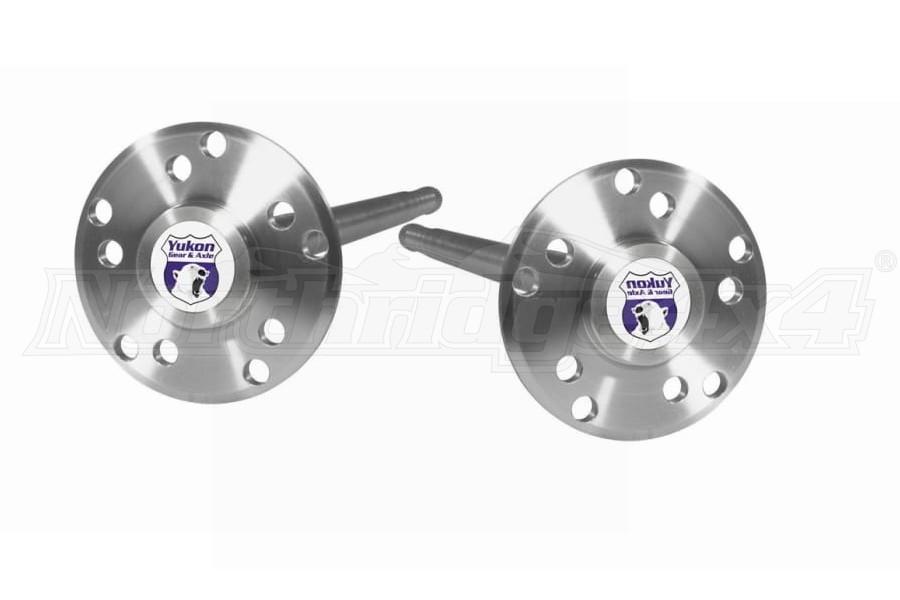 Yukon Rear Axle Shaft Package - M200 - JL Non-Rubicon