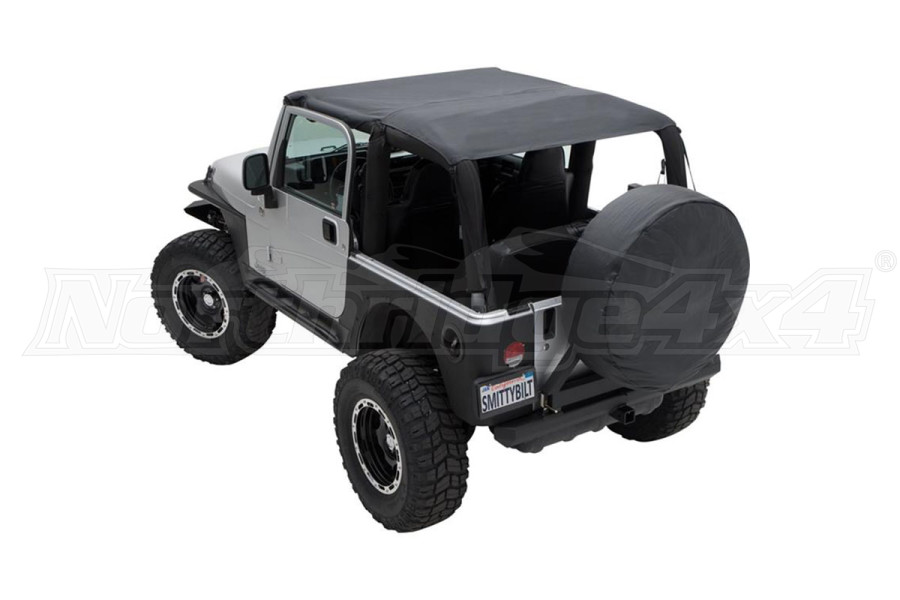 Smittybilt Extended Top Black Diamond (Part Number:94235)
