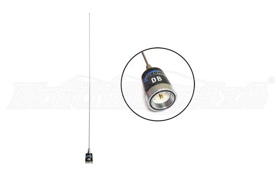 Rugged Radios Dual Band 12 Wave Antenna (Part Number:DB-RM)