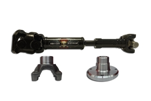 Adams Driveshaft Extreme Duty Rear Solid 1350 CV Driveshaft  (Part Number: )