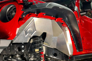Artec Industries Front Inner Fenders - Freedom Edition - JL/JT