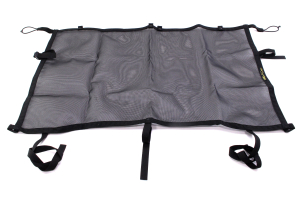 Dirty Dog 4x4 Sun Screen Front and Back Seats Black (Part Number: )