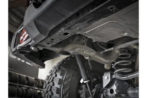 aFe Power MACH Force-Xp Hi-Tuck 2.5in Cat-Back Exhaust System - JL 4Dr 3.6L