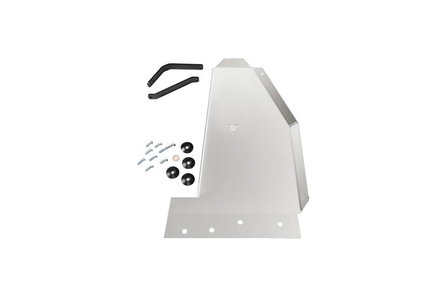 Rock Hard 4x4 RHX Series Oil Pan/Transmission Skid Plate for Long Arm  - JK