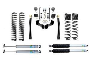 Evo Manufacturing 2.5in Enforcer Overland Stage 2 Lift Kit w/ Bilstein Shocks - JT