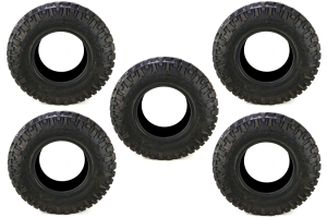 Nitto Trail Grappler 35/12.50R17 Full Tire Package