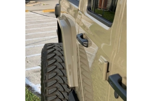 Nemesis Industries Crawler Rear Flare - Bare - JT