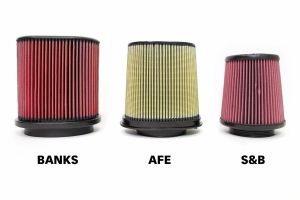 Banks Power Ram-Air Intake System - Oiled Filter - JT/JL 3.6L