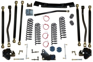 Clayton 3.5in Pro Series 3 Link Long Arm Lift Kit (Part Number: )