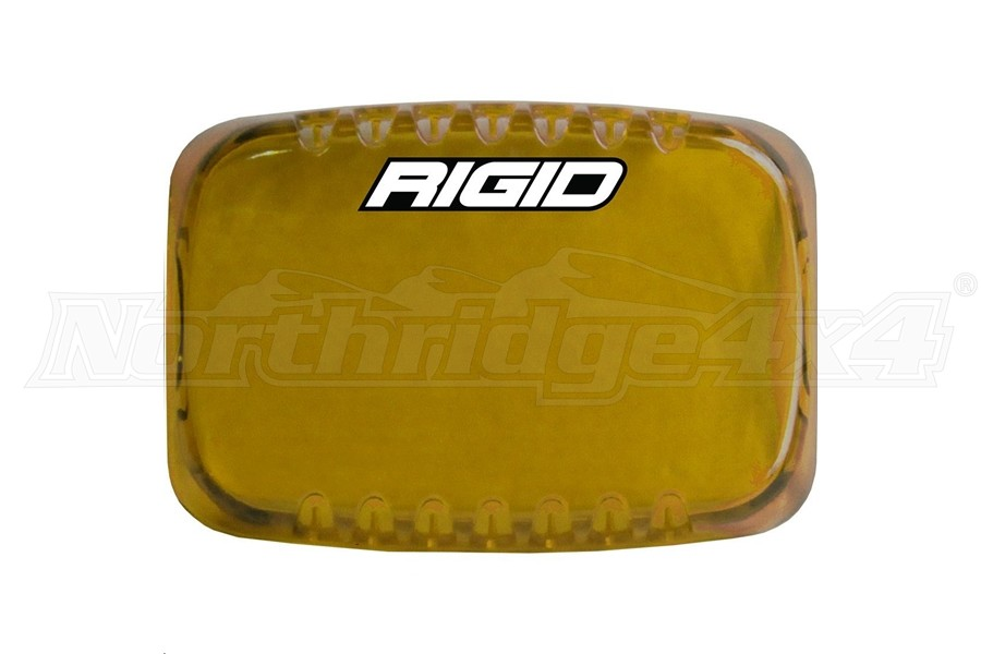 Rigid Industries SR-M Series Cover Amber