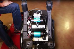 Teraflex ARB Compressor Under Seat Mount Kit (Part Number: )