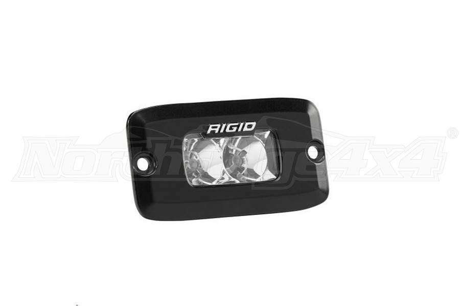 Rigid Industries SR-M Series Pro Flood Flush Mount (Part Number:922113)
