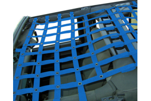 Dirty Dog 4x4 Front Netting Blue (Part Number: )