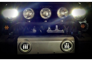 JW Speaker 6045 4.5in Rough LED Fog Light