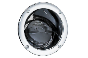 Smittybilt Gas Filler Housing Chrome (Part Number: )