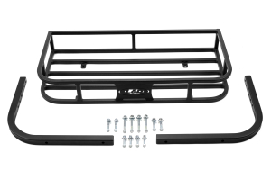 LOD Signature Series G2 Trail Rack System Black Powder Coated - TJ/LJ/YJ