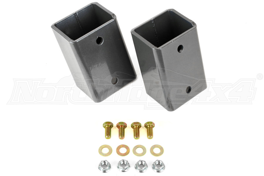 Synergy Manufacturing Bump Stop Spacer Kit Rear 2in Pair (Part Number:8058-20)