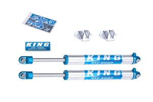 King Shocks 2.0 OEM Performances Series Rear Shocks 0-2in Lift (Part Number: )