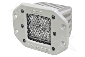 Rigid Industries M-Series Dually Flush Mount Diffused (Part Number: )